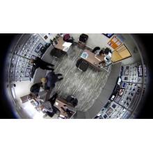 Camera fisheye (360 độ) – Mang đến góc nhìn tuyệt vời